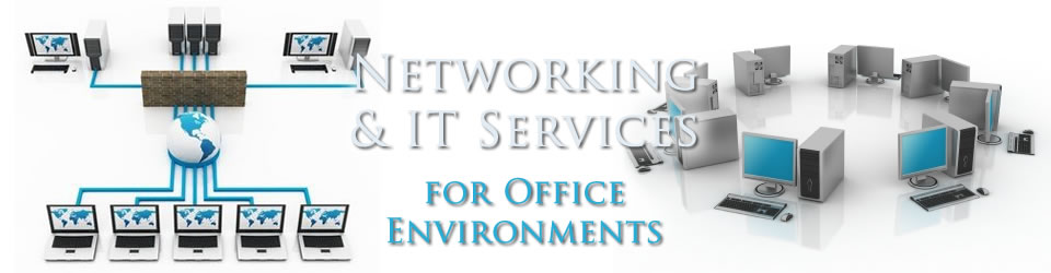 Networking and IT Services for Any Office Environment